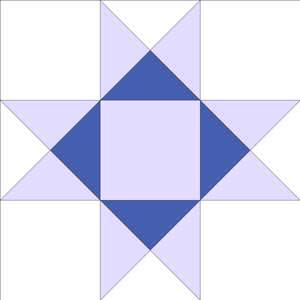 Quilt Eight Pointed Star Pattern My Quilt Pattern